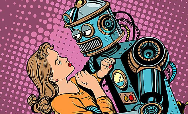 Нечто человеческое и роботам будет не чуждо