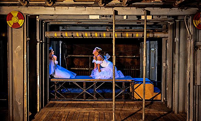 Па-де-де не из балета