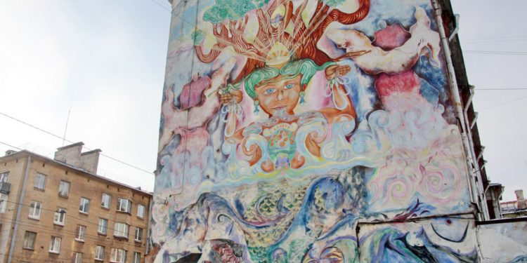 О чем раскажут граффити Петербурга