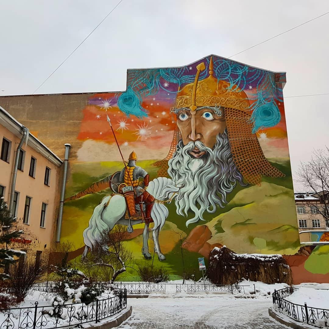 О чем расскажут граффити