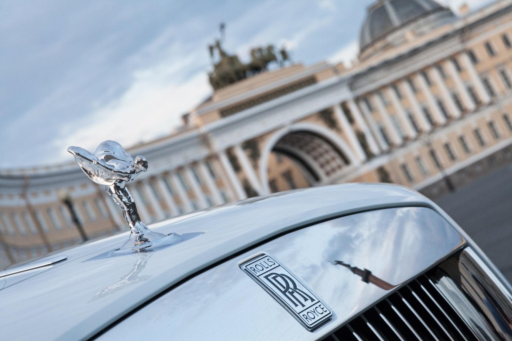 Rolls-Royce в Петербурге