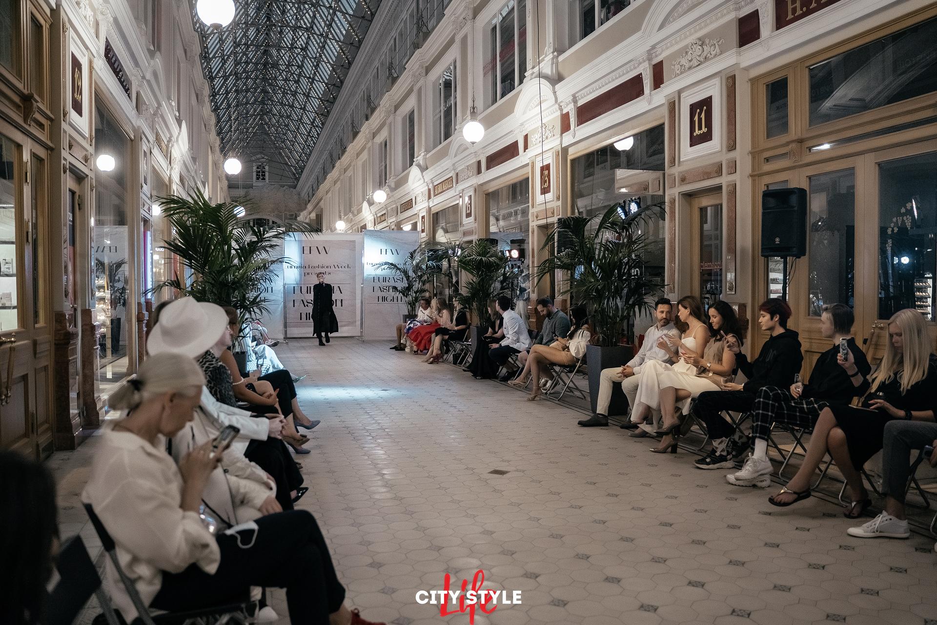 Какой Пассаж! Неделя моды в Петербурге
